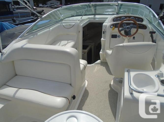 2000 SeaRay 260 Sundancer for sale for sale in Kemptville, Ontario
