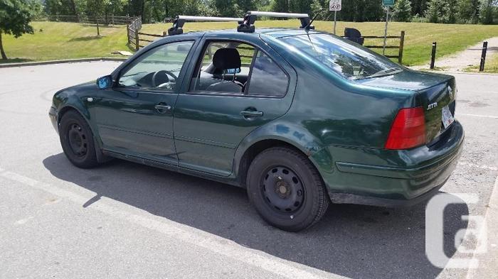 2000 TDI Jetta