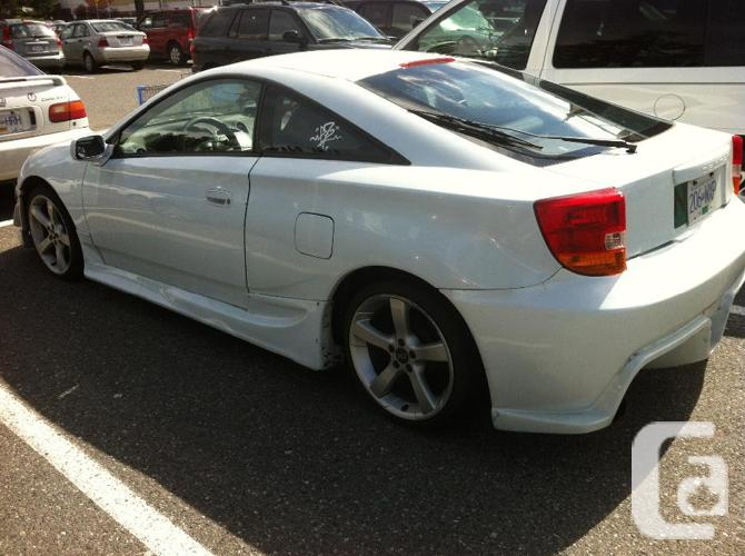 2000 toyota celica gt with function and mods obo for sale in nanaimo british columbia. Black Bedroom Furniture Sets. Home Design Ideas