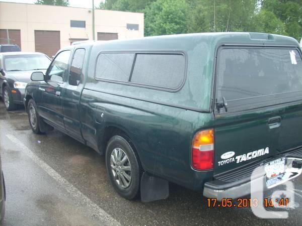 2000 Toyota Tacoma - $4600