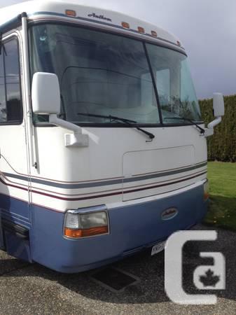 2001 37' rexhall motor home diesel - $55000