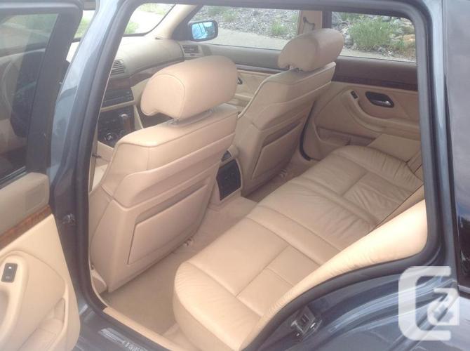 2001 BMW 540i Wagon