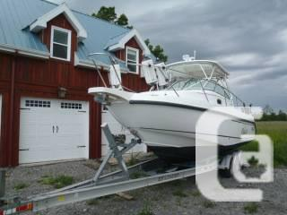 2001 Boston Whaler 275 Conquest for Sale - $49500 -