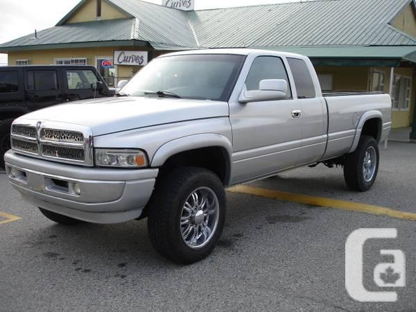 2001 dodge ram 2500 laramie diesel 4x4 west kelowna for sale in. Cars Review. Best American Auto & Cars Review