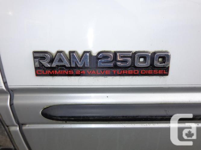 2001 Dodge x-Cab 4x4 Cummins Diesel
