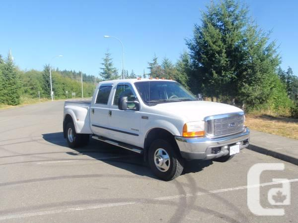 2001 f-350 LARIAT DUALLY - $18800