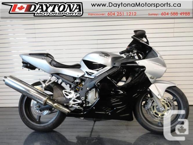 2001 Honda CBR 600F4i Sport Bike * Easy to ride! *
