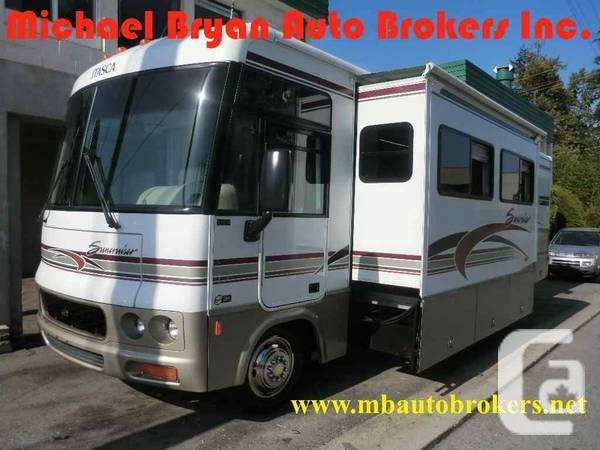 2001 ITASCA 32FT *A 1 LARGE LOW GM V8*** - $32800