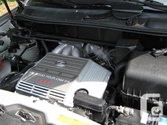 2001 Lexus RX 300 AWD