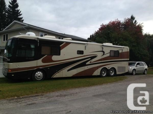 Motorhomes For Sale In Bc >> 2001 Monaco Dynasty 40ft Class A Motorhome For Sale For Sale In
