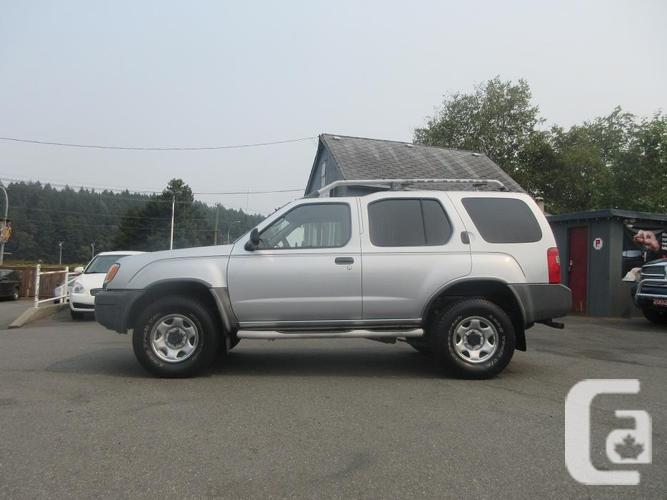 2001 nissan xterra xe 4x4 air conditioning for sale. Black Bedroom Furniture Sets. Home Design Ideas