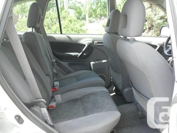 2001 Toyota RAV4 AWD *Auto **Air* E-test & Certified *