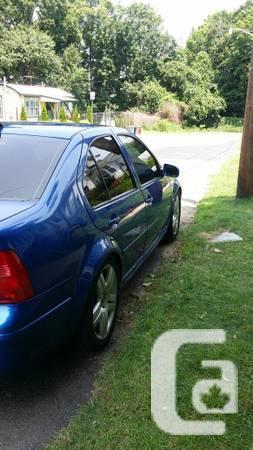 2001 vw - $4000