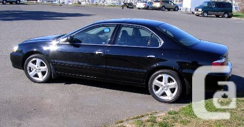 2002 acura tl type s immaculate condition for sale in telegraph cove british columbia. Black Bedroom Furniture Sets. Home Design Ideas