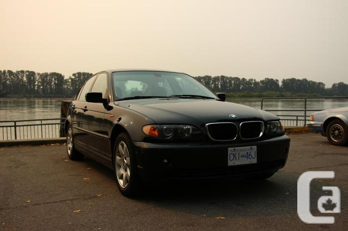 2002 bmw 325i excellent condition burquitlam for sale in burnaby british columbia. Black Bedroom Furniture Sets. Home Design Ideas