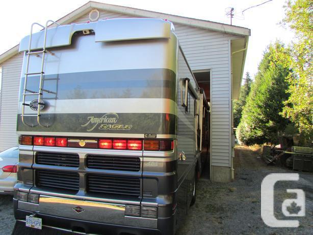 2002 Fleetwood American Eagle 40' Class A