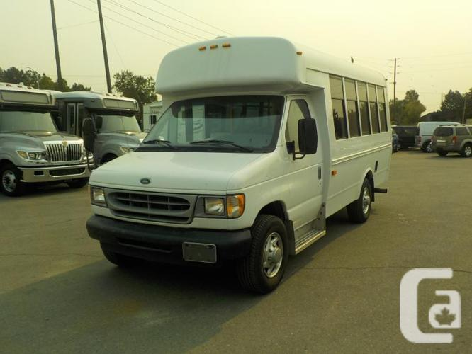 2002 Ford Econoline E350 Super Duty Minibus Diesel 7