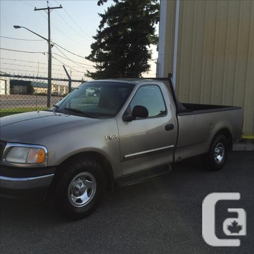 2002 Ford F 150: 8ft Box For Sale In Emerald Park