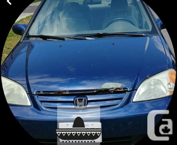 2002 Honda Civic Sedan, Ottawa