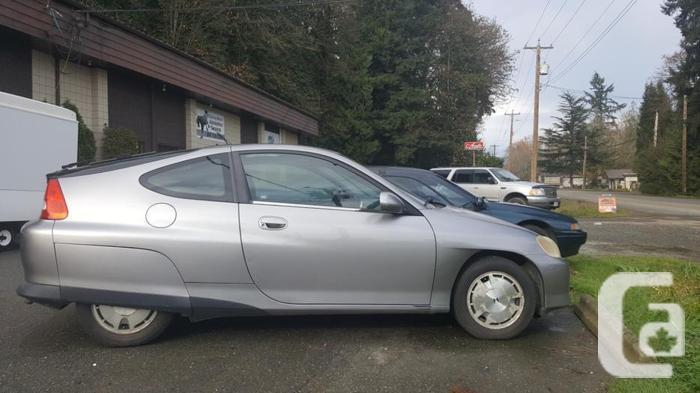 2002 Honda Insight (Hybrid)