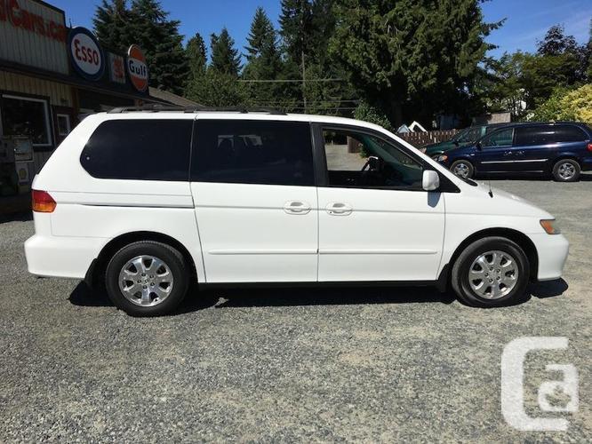 2002 Honda Odyssey EX - Nice Clean Van