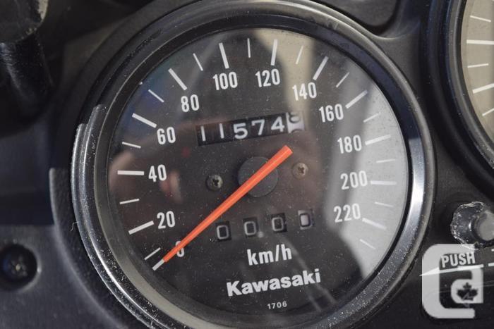 2002 KAWASAKI EX500