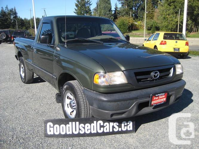 2002 mazda b2300 4 cyl automatic victoria truck must be seen to compare for sale in cobble. Black Bedroom Furniture Sets. Home Design Ideas