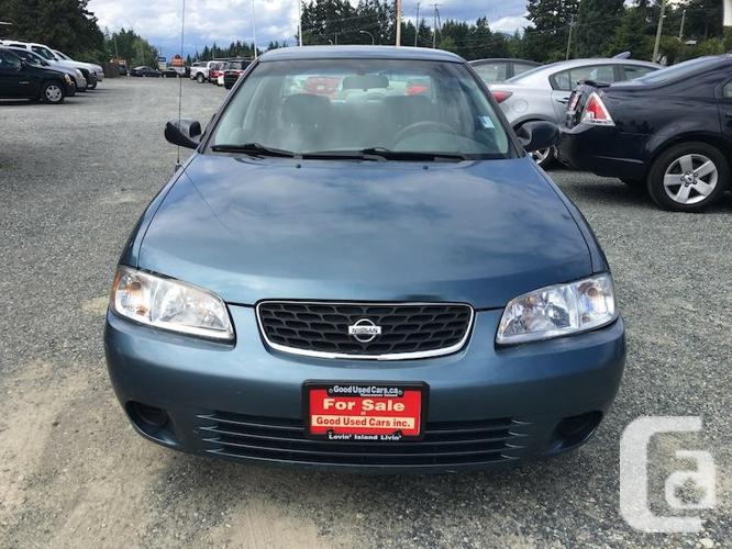 2002 Nissan Sentra - Manual with Only 157,000 KM