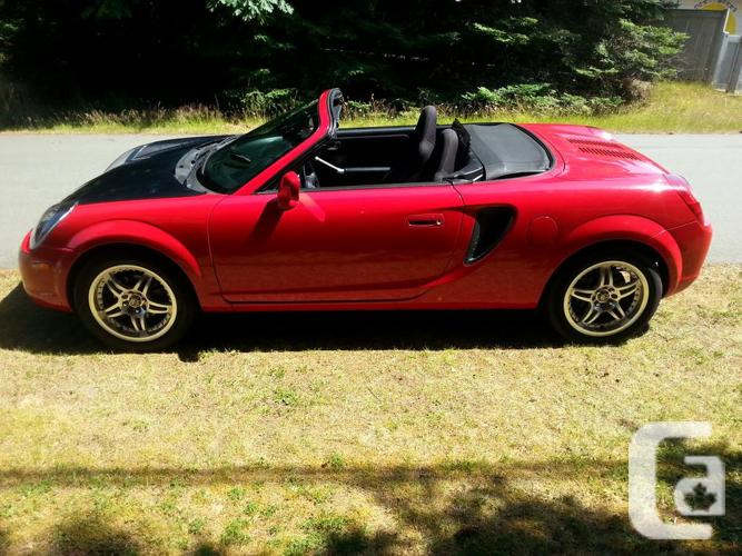 2002 toyota mr2 spyder for sale in qualicum beach british columbia classifieds. Black Bedroom Furniture Sets. Home Design Ideas