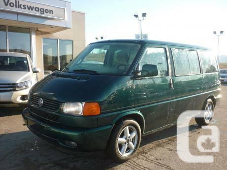 2002 volkswagen eurovan mv for sale in cranbrook. Black Bedroom Furniture Sets. Home Design Ideas