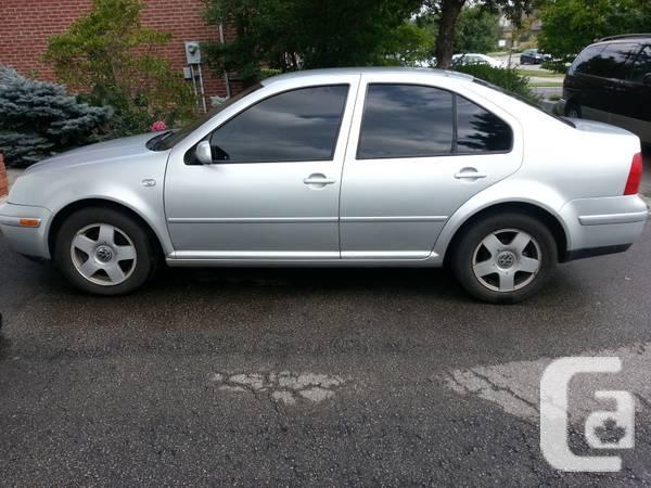 2002 VW Jetta TDI turbo Diesal 1.9 - $6500