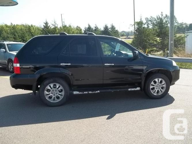 2003 ACURA MDX AWD ONLY 130900 KM
