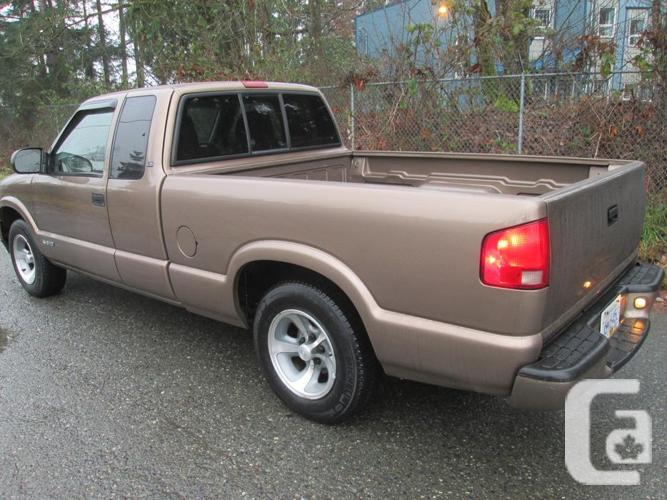 2003 CHEVY S10 3DR 4.3 ONLY 139,000 K'S