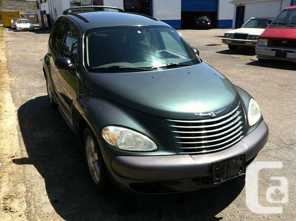 2003 Chrysler PT Cruiser - $4495