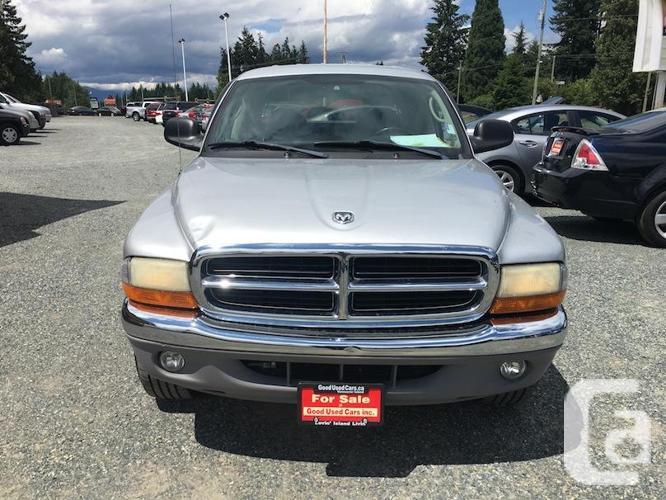 2003 Dodge Dakota - 2WD with Only 133,000 KM