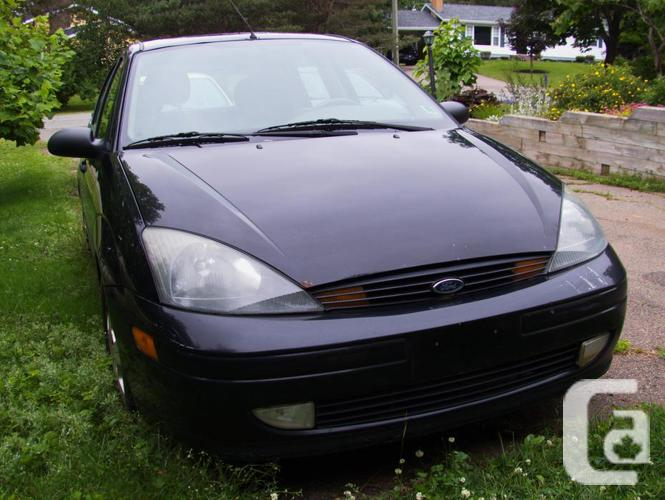 2003 Ford Focus ZX5 Hatchback