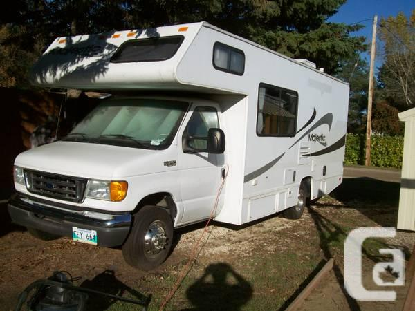 2003 Ford Majestic Motorhome - $20000