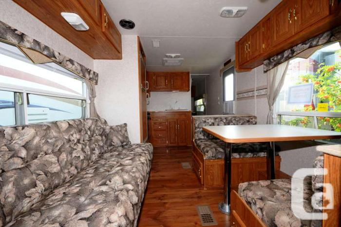 2003 forest river wildwood 26bh for sale in canmore