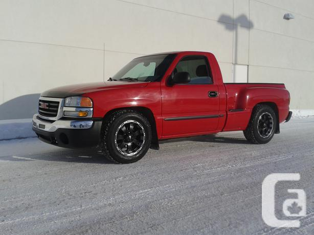 2003 gmc sierra stepside for sale in red deer alberta classifieds. Black Bedroom Furniture Sets. Home Design Ideas