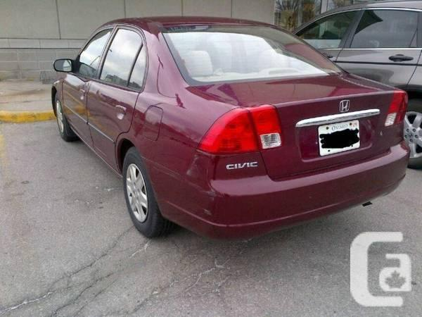 2003 Honda Civic LX available etest/cert! - 00