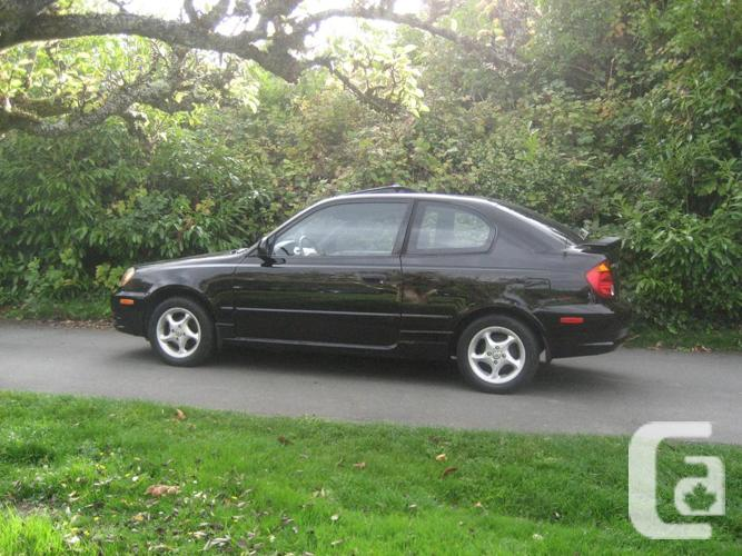 Hyundai Accent Gas Mileage U003eu003e 2003 Hyundai Accent 5 Speed Coupe ONLY 115KM  GREAT ON