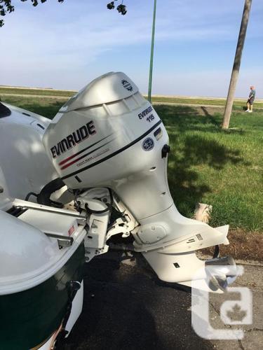 2003 Invader V170 And 115 Hp Evenrude Motor In Pilot Butte Saskatchewan For Sale