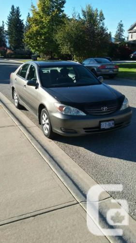 2003 Toyota Camry LE (REDUCED)