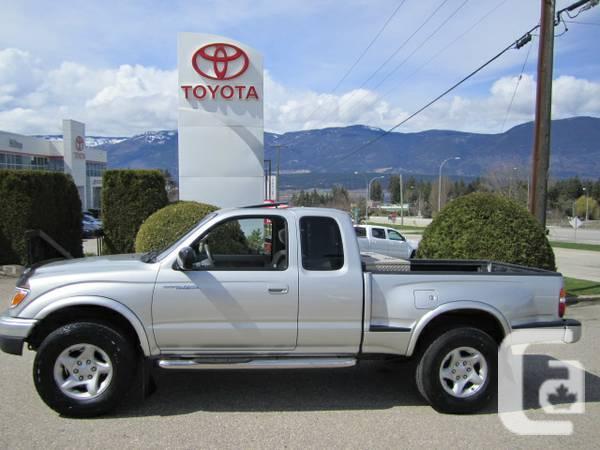 2003 Toyota Tacoma 4X4 - $13995