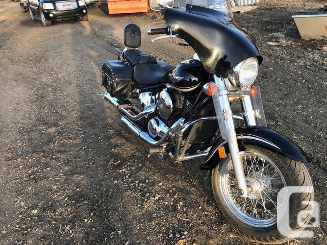 2003 Vulcan 800