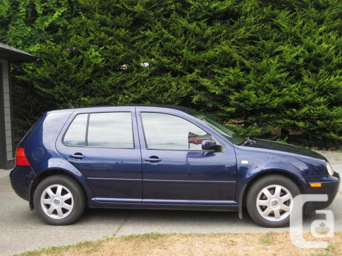2003 vw golf tdi for sale in victoria british columbia classifieds. Black Bedroom Furniture Sets. Home Design Ideas