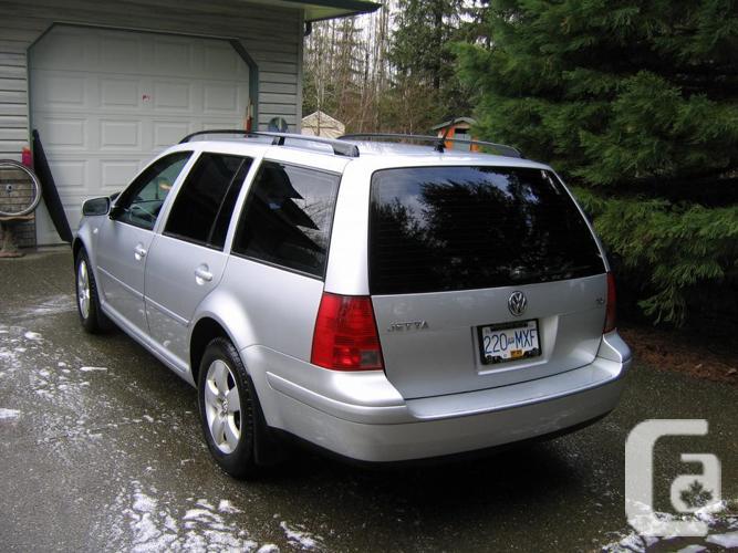 2003 VW Jetta Wagon Diesel