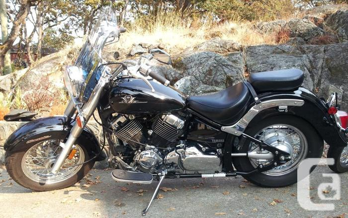 2003 yamaha v star 650 classic for sale in victoria for Yamaha vstar 650 parts