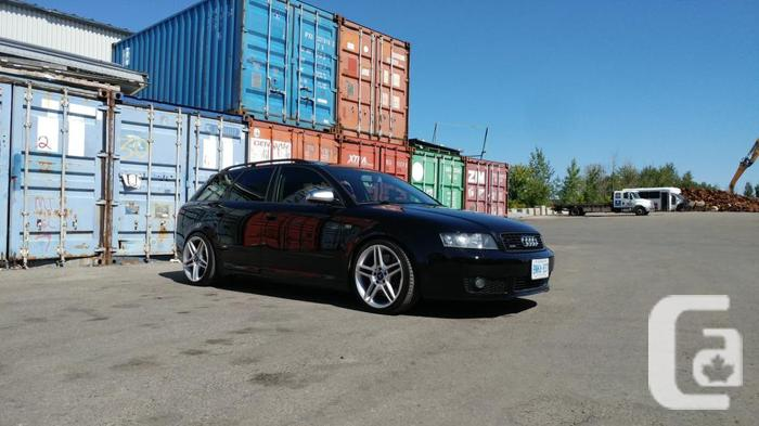 2004 1.8T Audi A4 USP Wagon