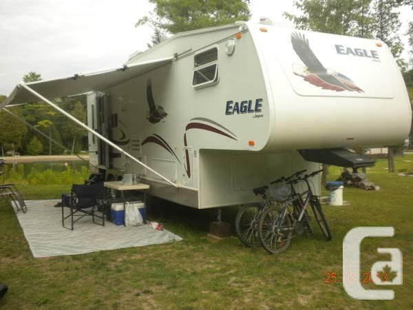 2004 5TH WHEEL FOR SAE-JAYCO EAGLE 281 RLS 30FOOT -